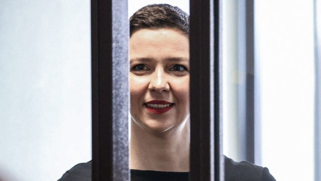 Belarus protest leader Kolesnikova jailed for 11 years |
