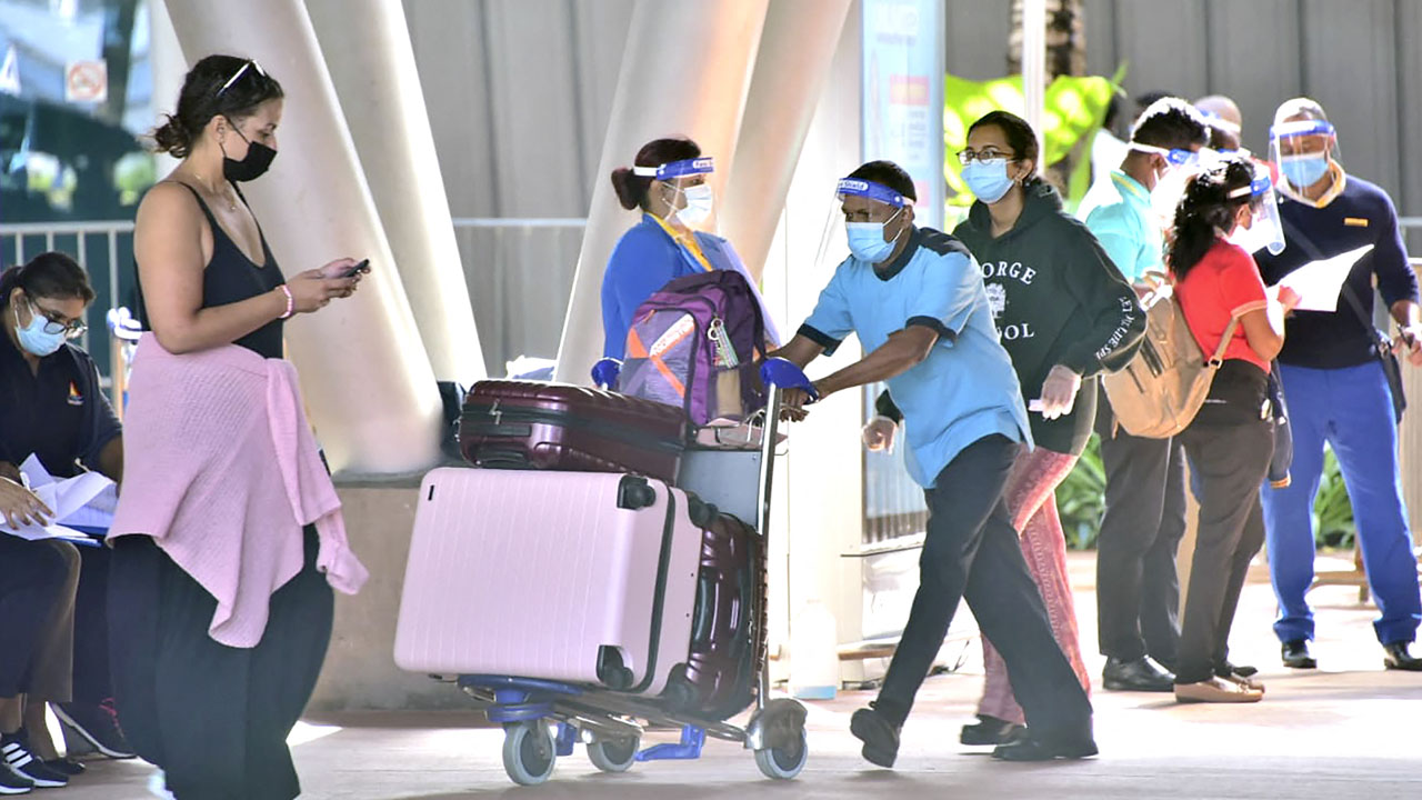 Mauritius battles Covid explosion ahead of tourism reopening