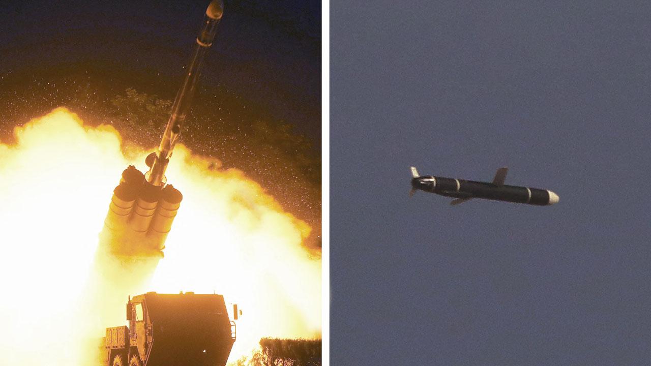 North Korea missile test poses 'threats' to neighbors: Pentagon
