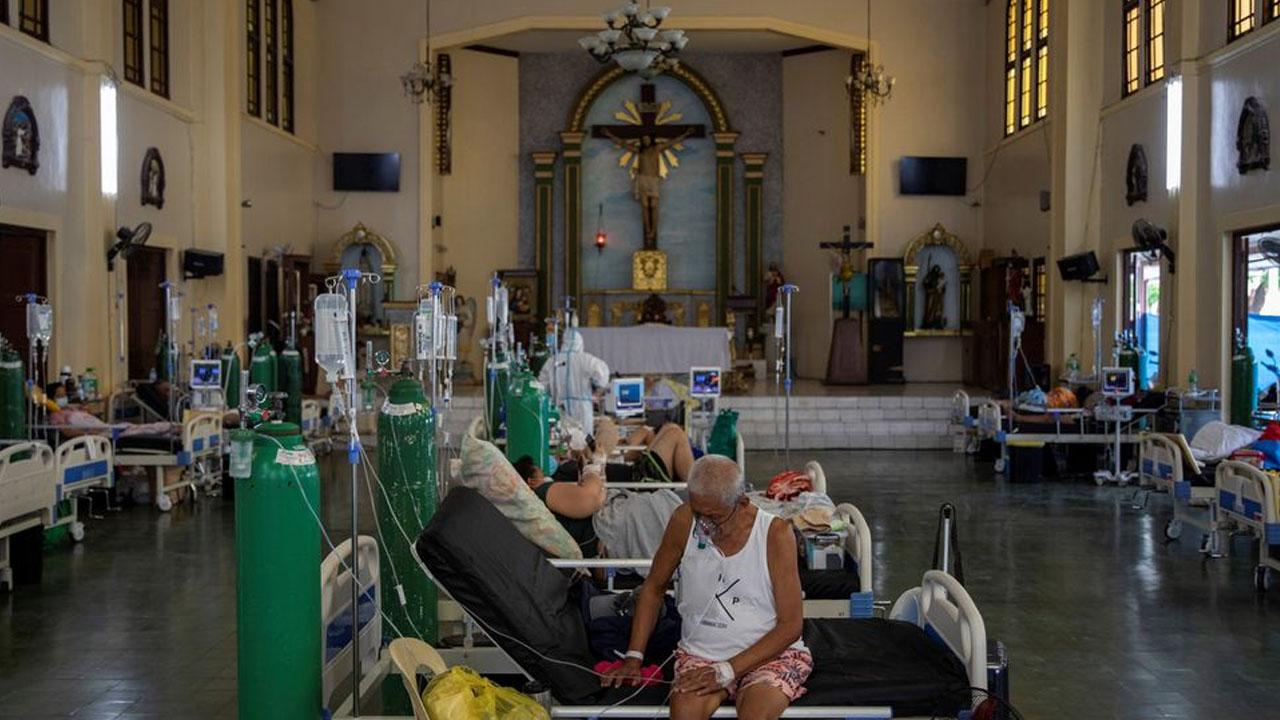 Philippines hits 2 million virus cases as Delta drives surge