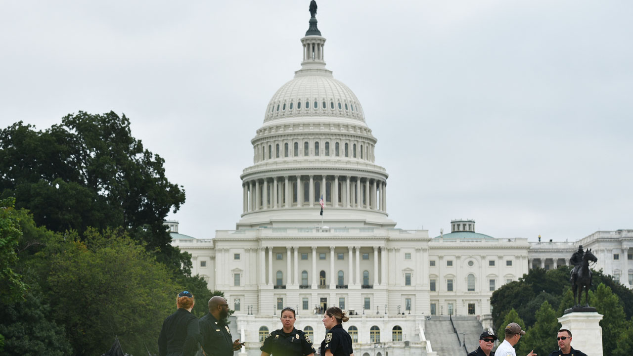 US Capitol braced for rally supporting January 6 rioters