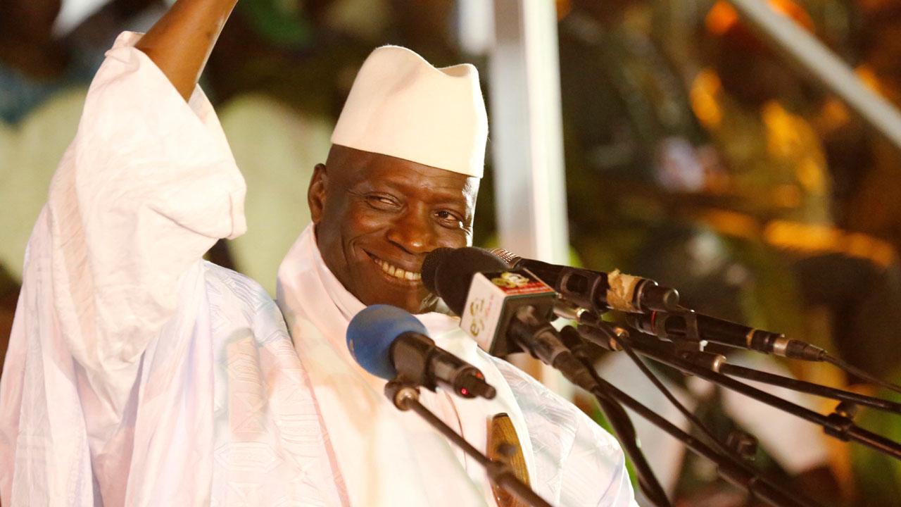 Gambia delays report on ex-dictator Jammeh