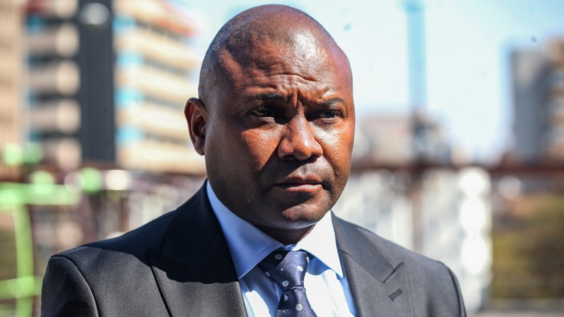 Johannesburg mayor Jolidee Matongo killed in car crash