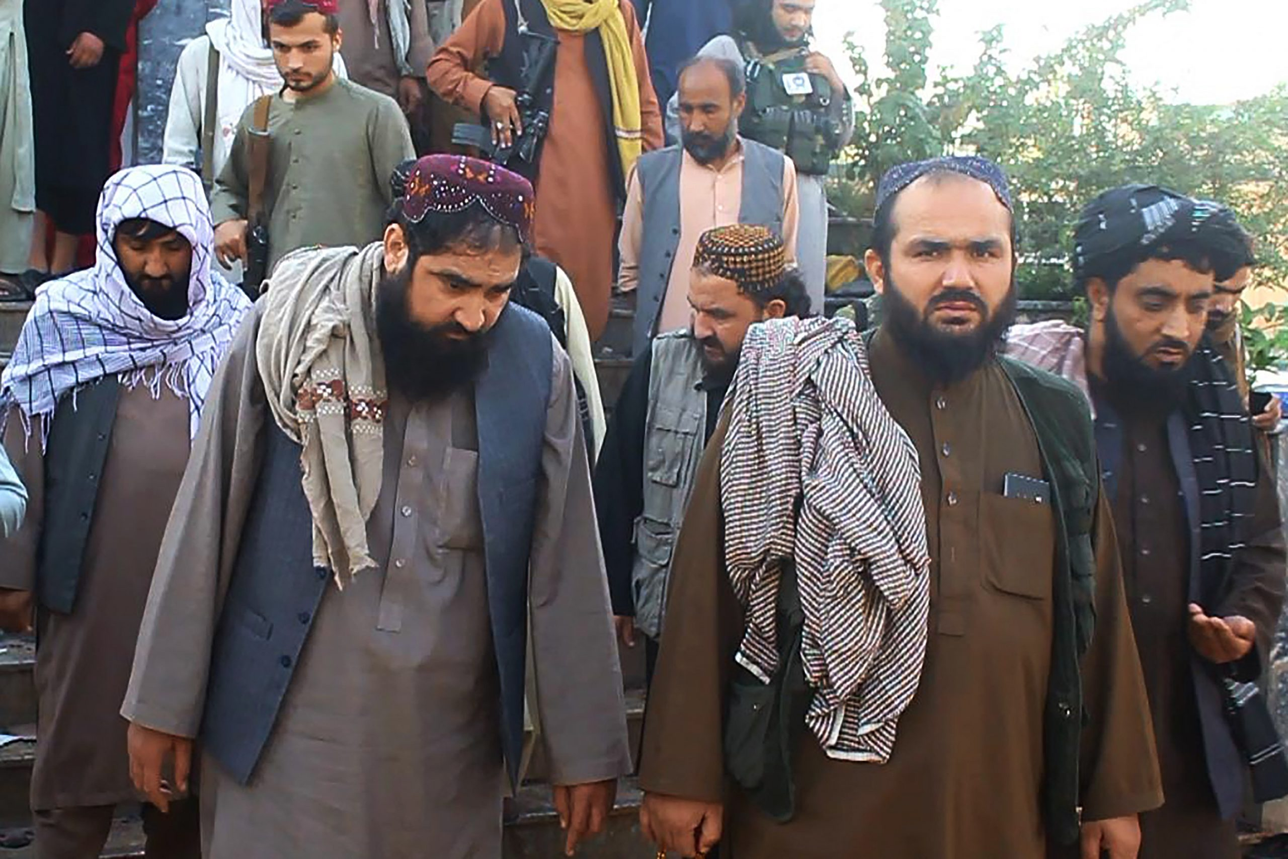 Taliban warns US not to 'destabilise' regime in face-to-face talks