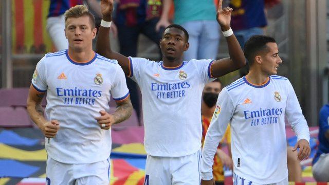 Real Madrid beat struggling rivals Barcelona in La Liga