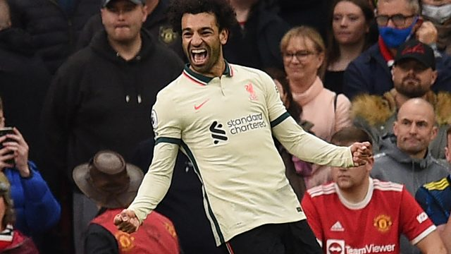 Liverpool inflict historic first-half humiliation on Man United
