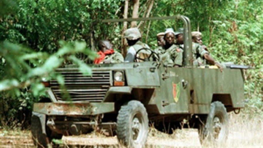 Six killed by landmine in Senegal's Casamance region
