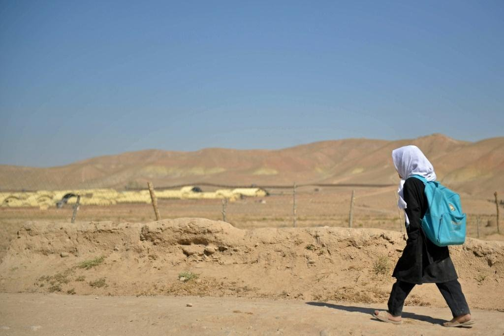 'Why can't we study?' – Afghan girls still barred from school