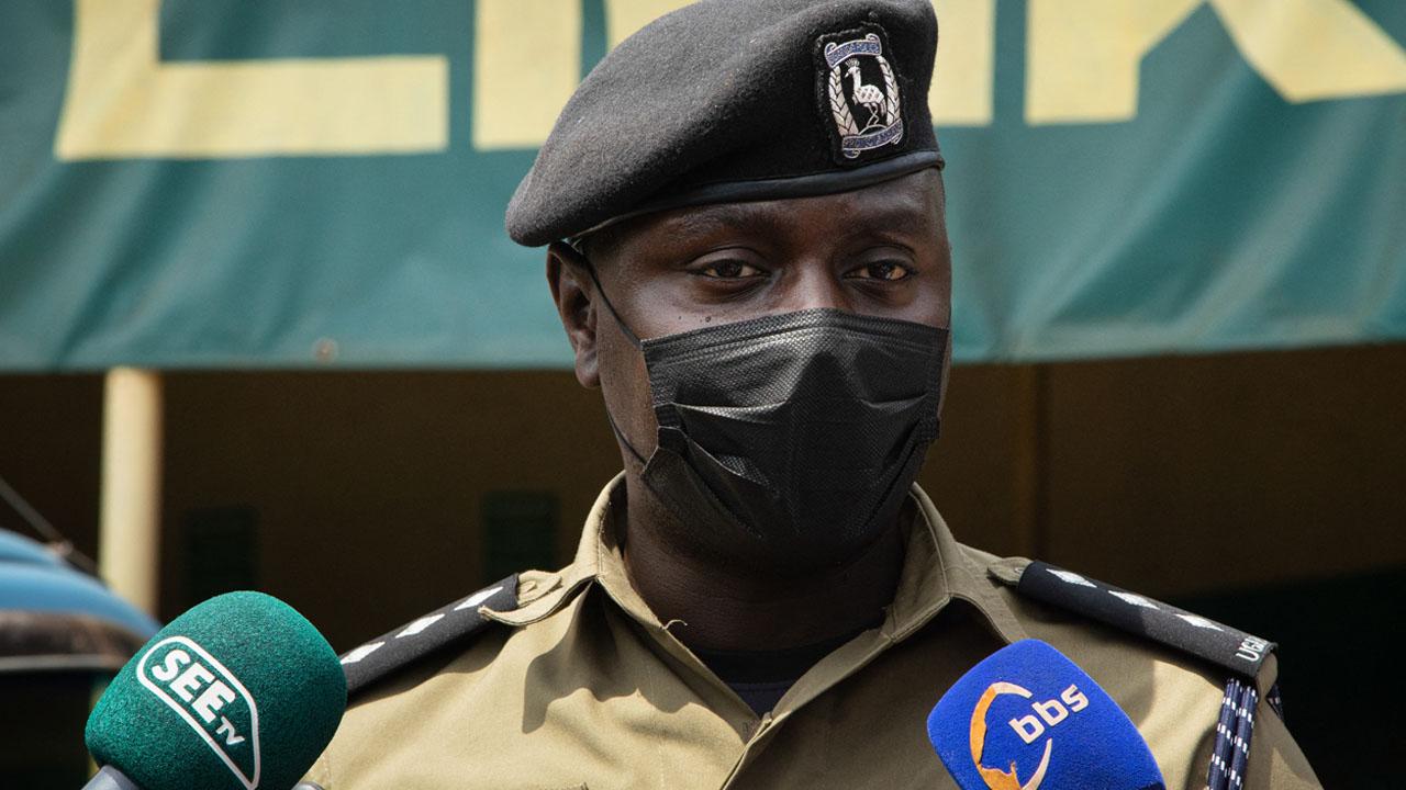 Ugandan police blame ADF group for bus blast