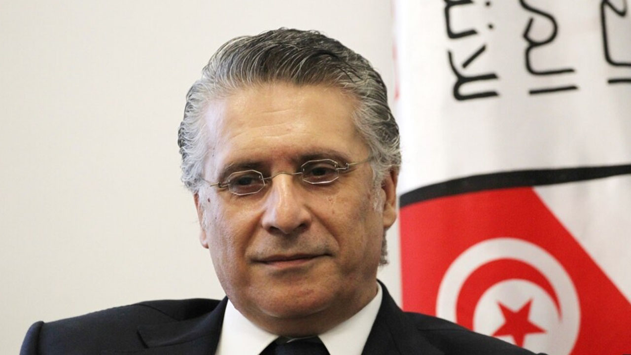 Tunisia shuts TV channel of ex-presidential candidate