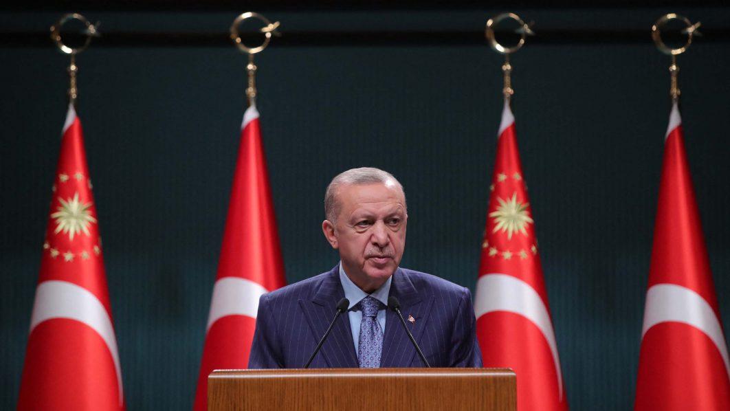 Erdogan steps back from threat to expel Western envoys