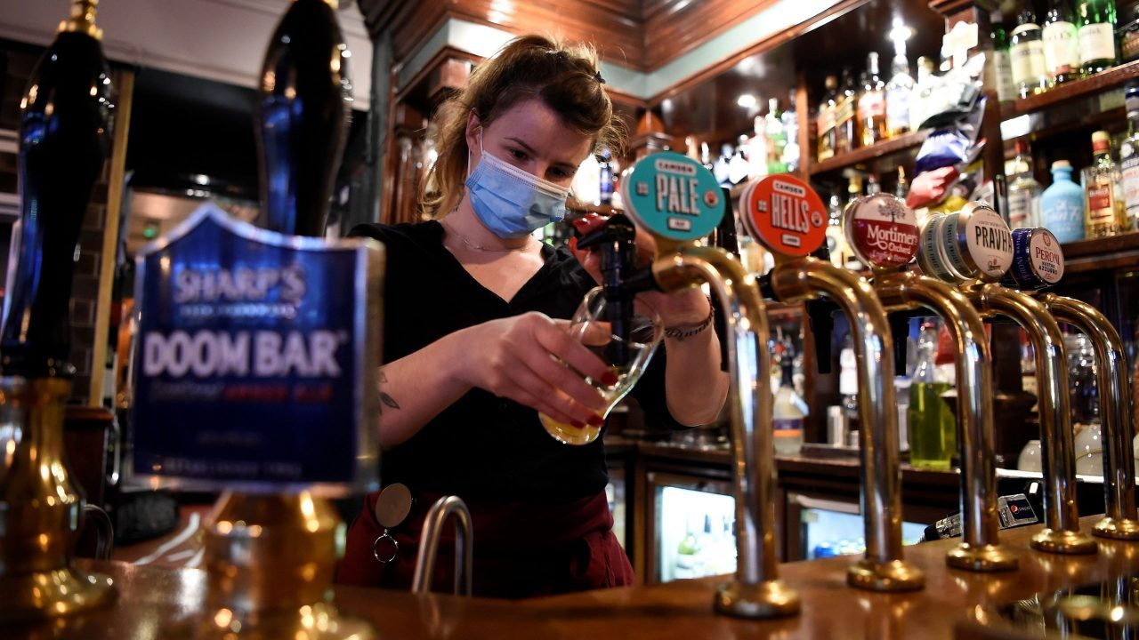 UK nightlife sector lost 86,000 jobs during Covid: study