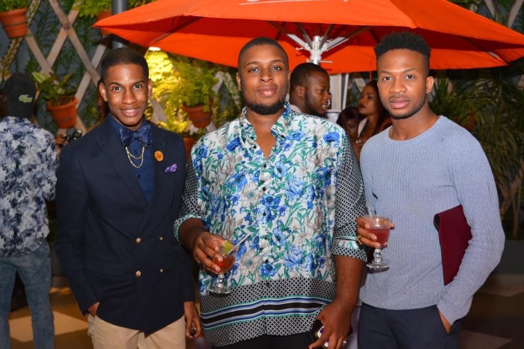 Denola Grey, Noble Ezeala & Bayo Oke Lawal