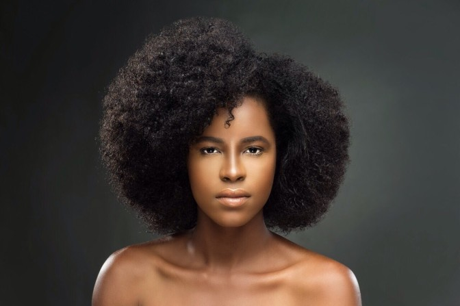 Nikki-Anyansi Natural Hair