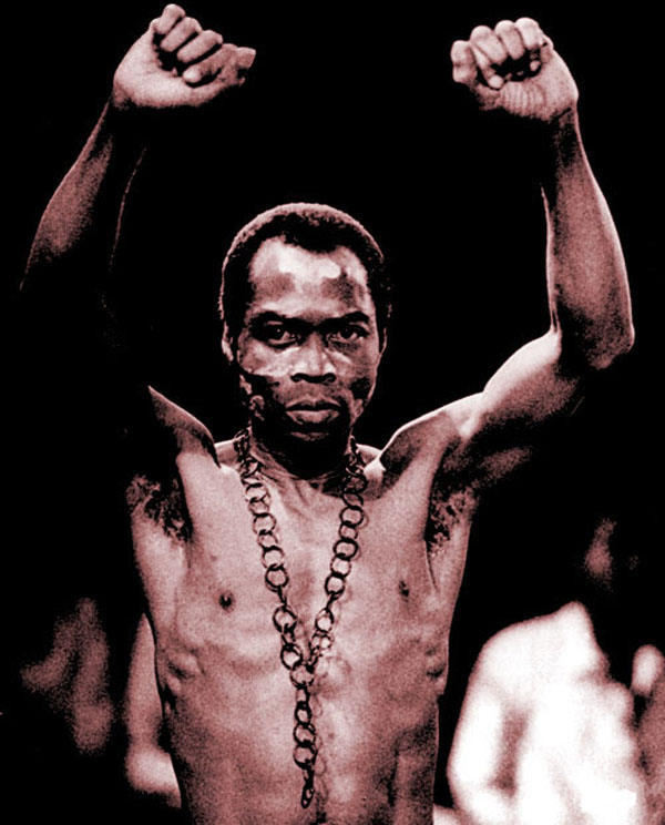 In Honour Of The African Legend Fela Anikulapo KutiGuardian Life