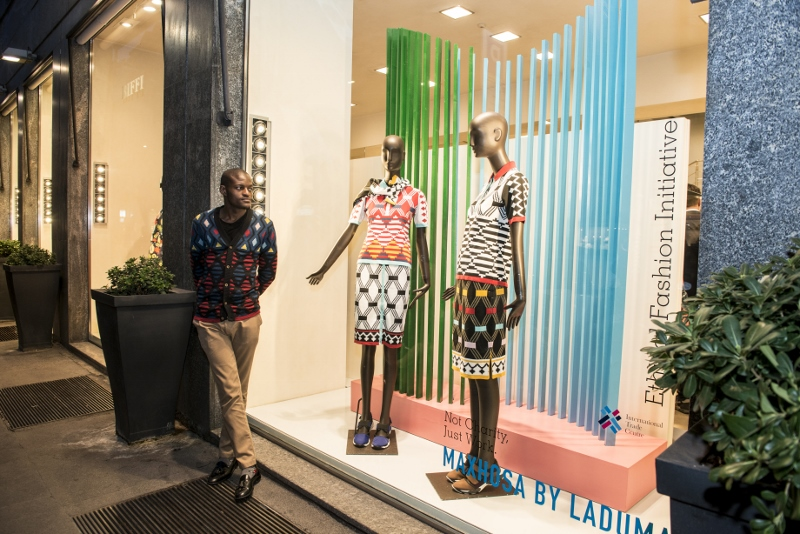 MaXhosa by Laduma window