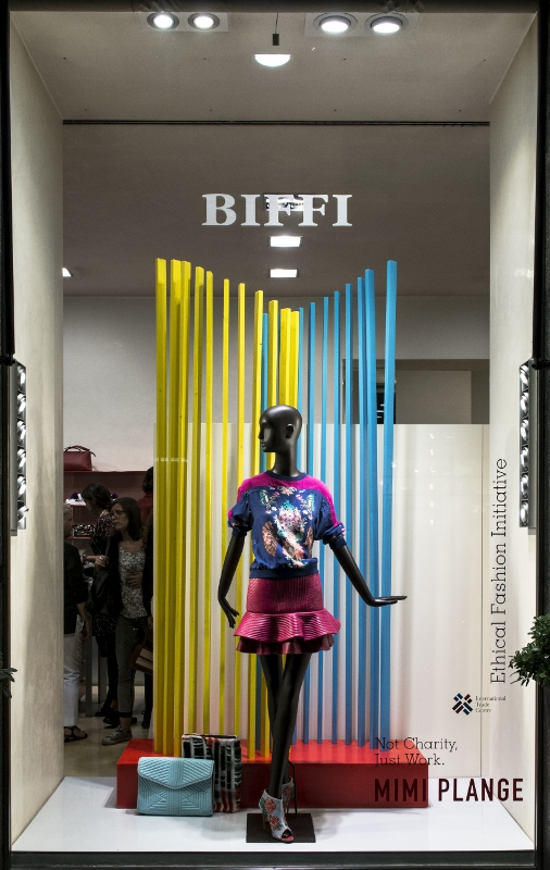 Beatofafrica 2015 biffi boutique x itc ethical fashion for The beat boutique
