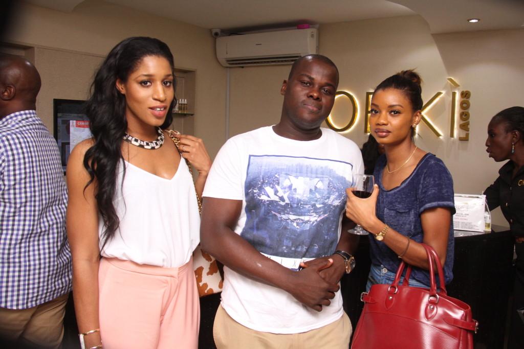 Nicole Chikwe, Sanmi & Oyinda