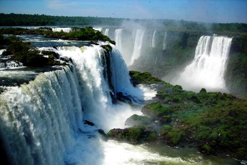 Tourist Attraction Zimbabwe Victoria Falls And Zambezi