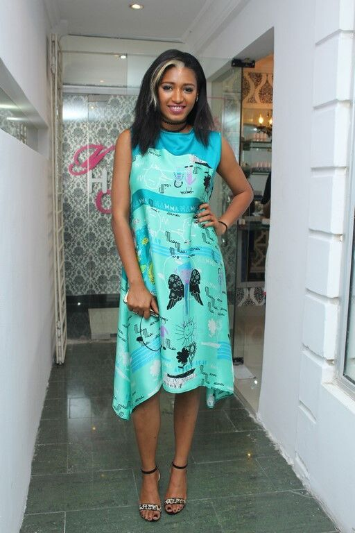 Elma at The VANE Store Launch