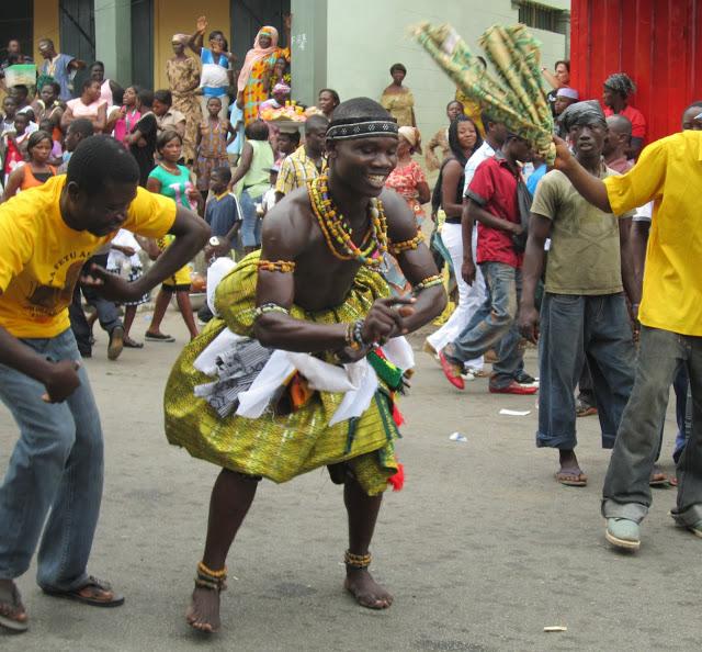 Ghana- Week 9 167