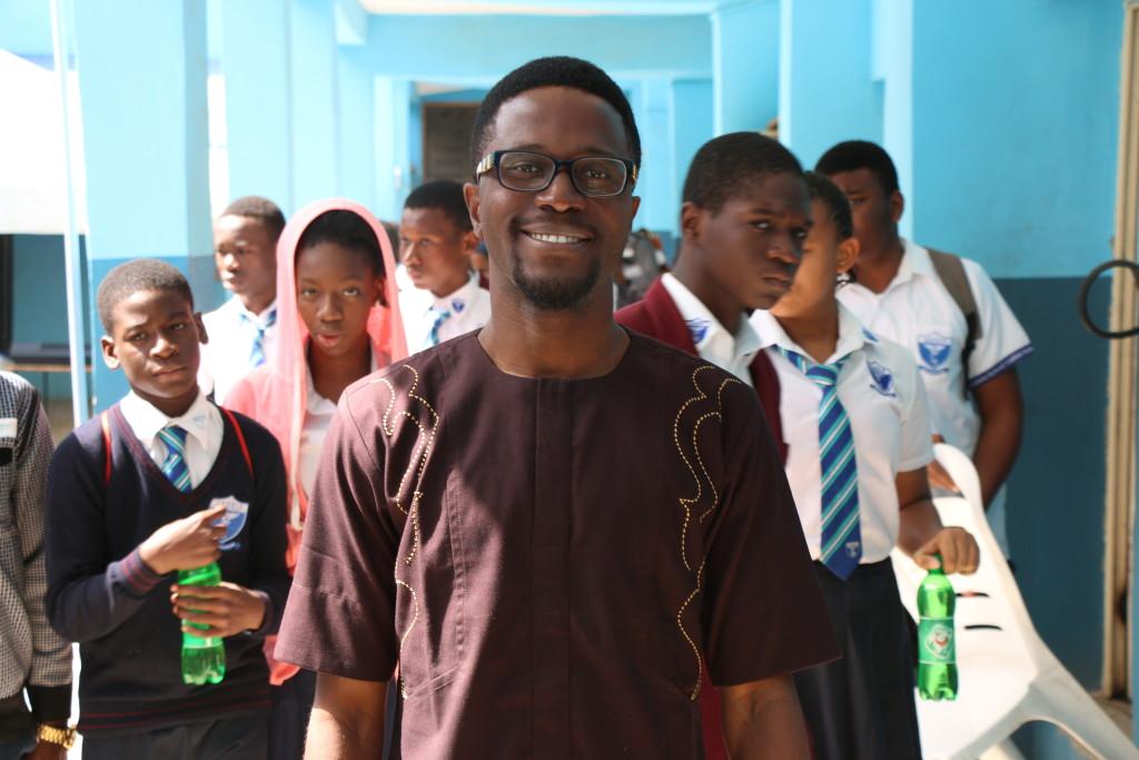 Pastor Daniel Okereke
