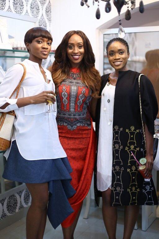Uju Ofia, Veronica and Amaka