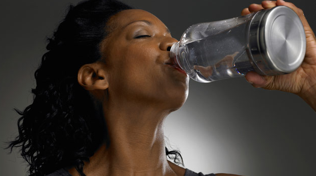 black-woman-drinking-water-hub201