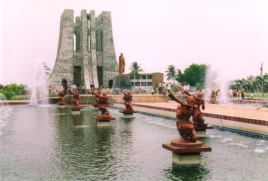 nkrumah park