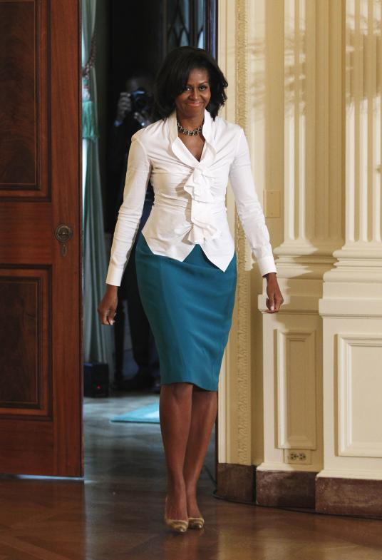 Michelle-Obama-in-White-House