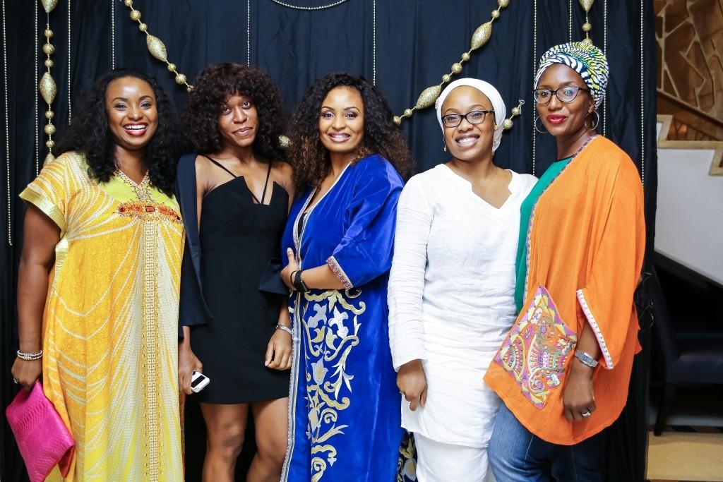Rahaman sisters, Ezinne Chinkata, Yewande Adewusi_IMG_6320