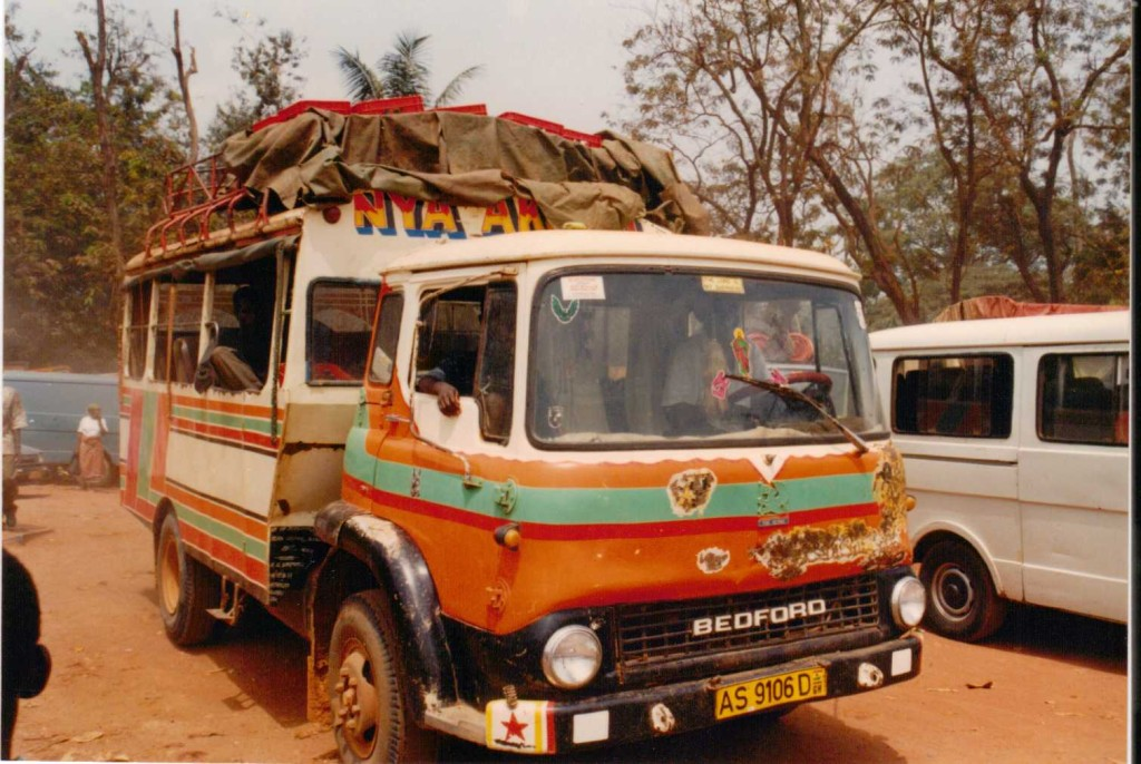 Trotro - The Cheapest Ride to Kumasi3