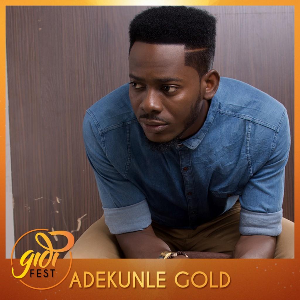 Artists_Adekunle Gold