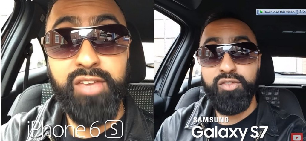 samsung-s7-vs-iphone-6s car test