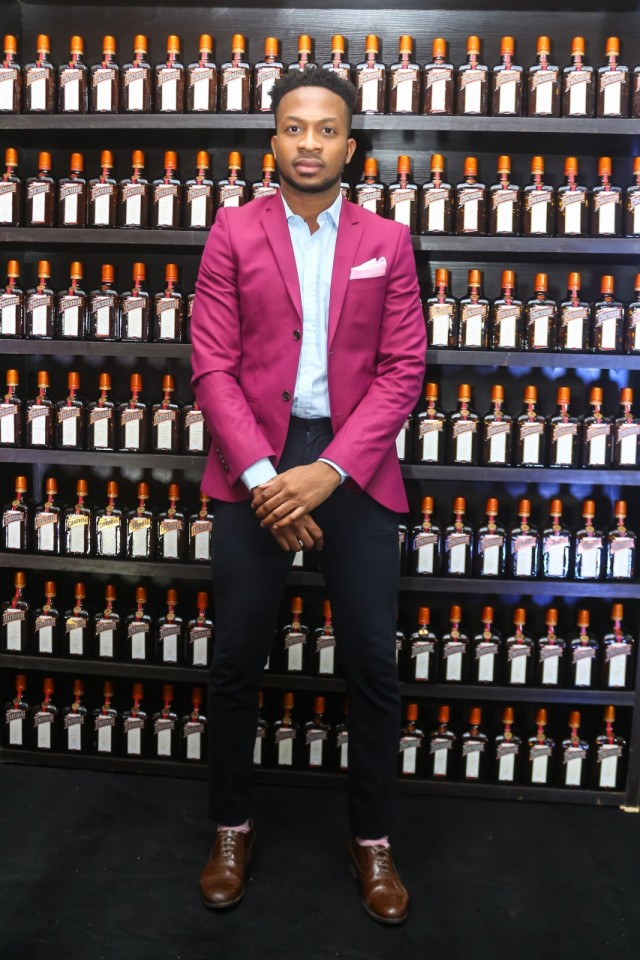 Adebayo Oke-Lawal at CCC Launch Party - Guardian Life