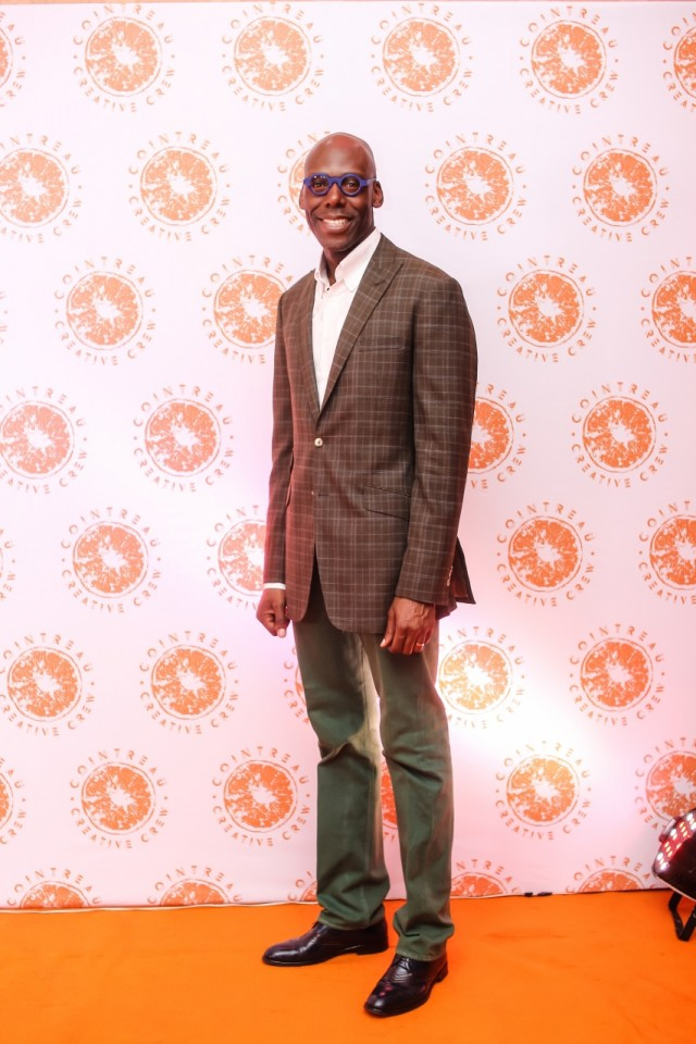 Amaechi Okobi at CCC Launch Party - Guardian Life