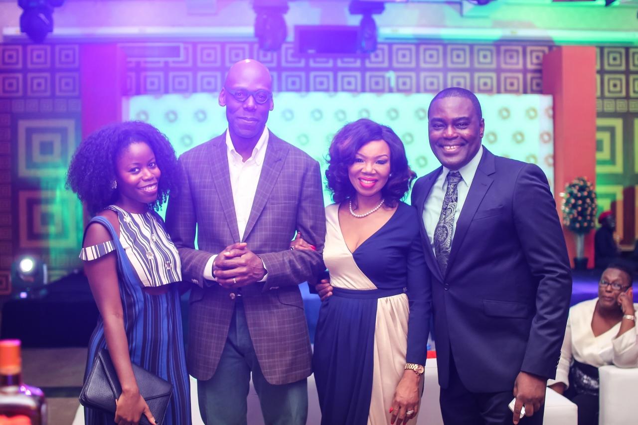 Ann Ogunsulire, Amaechi Okobi, Betty Irabor & Frank Osodi