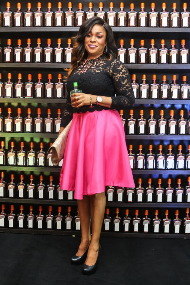 Beatrice Abebe at CCC Launch Party - Guardian Life