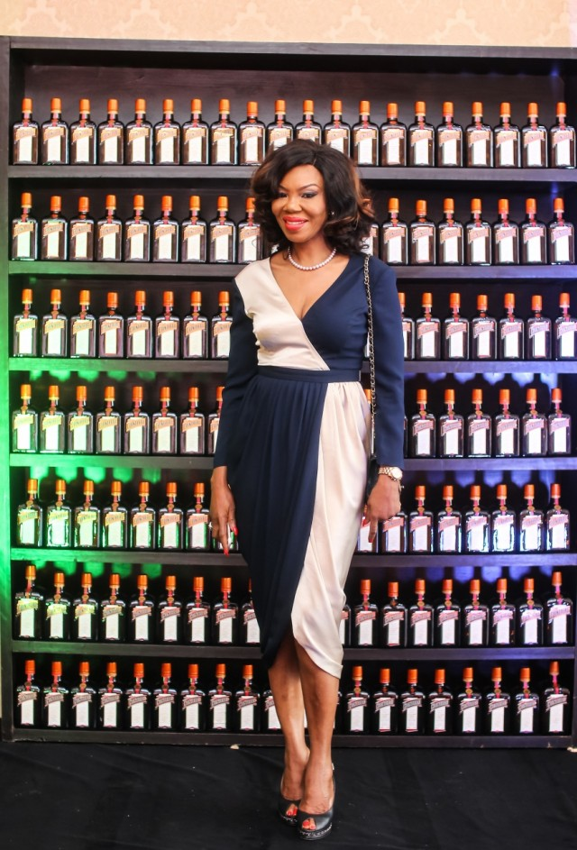 Betty irabor at CCC Launch Party - Guardian Life