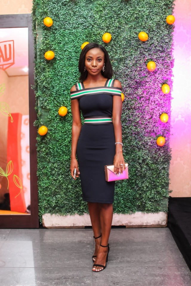 Bidemi Zakariyau at CCC Launch Party - Guardian Life