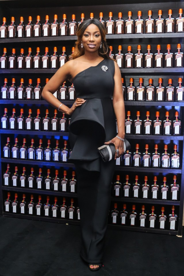 Bolanle Olukanni at CCC Launch Party - Guardian Life