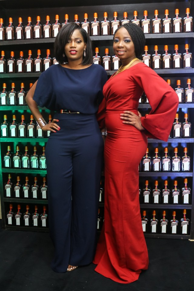 Denrele Sonariwo & Yumi Smith at the CCC Launch - Guardian Life