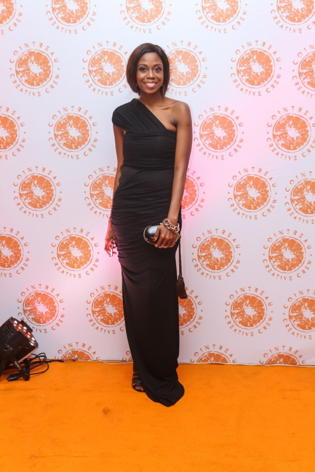 Fisayo Bakare at the CCC Launch - Guardian Life