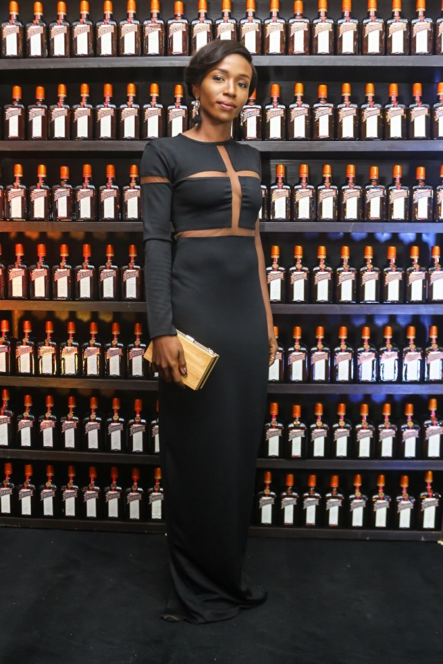 Ifeoma Odogwu at the CCC Launch - Guardian Life
