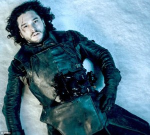 Jon Snow Middle