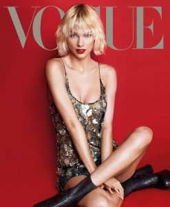 Taylor Swift Vogue Cover May 1