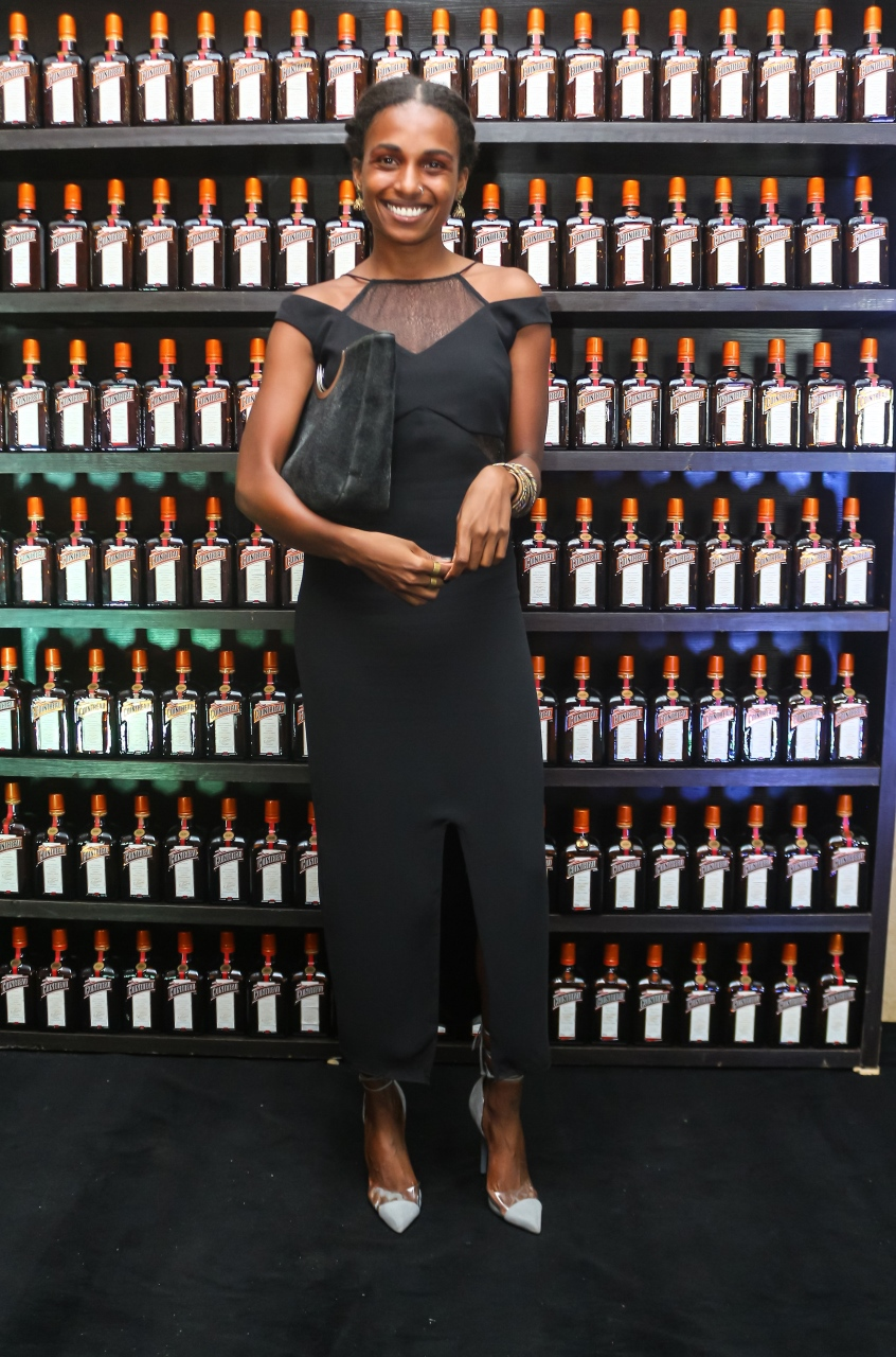 Yagazie Emezi at the CCC Launch - Guardian Life