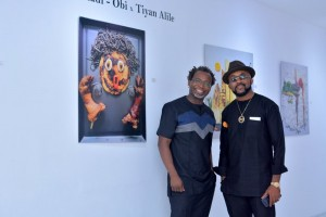 Kelechi Amadi-Obi & Banky W