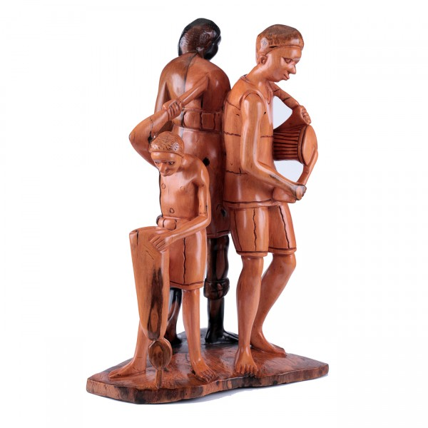 wood carving by Lukman - The Guardian Life