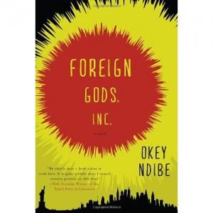foreign gods okey ndibe